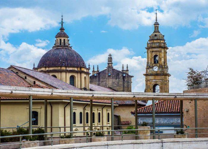 Barrio La Candelaria Bogotá